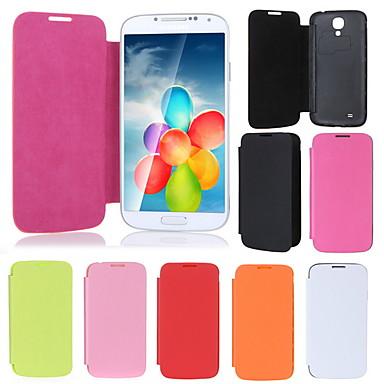 Elegant Back Cover Flip Battery Housing Case for Samsung Galaxy S4 i9500