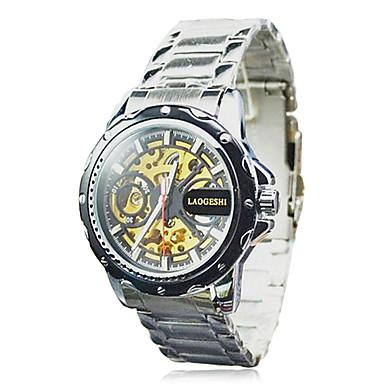 Laogeshi Men Automatic Wrist Mechanical Watch Sport Watches Xmas Gift