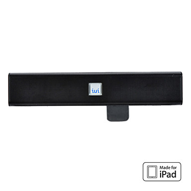 BELONG iPad 2.0 Speaker Bar for iPad, Notebook and MacBook (with MFi standard)