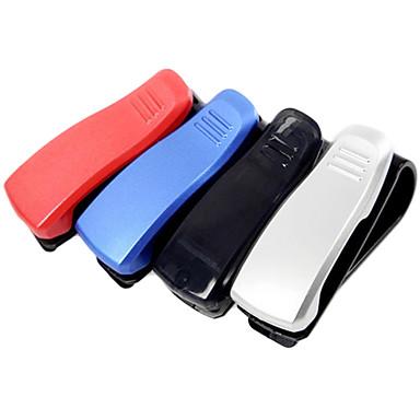 в автомобиле очки клип автомобильный держатель аксессуаров для автомобилей (разных цветов)
