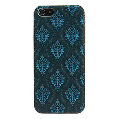 Pouzdro Uyumluluk Apple iPhone 5 Kılıf Temalı Arka Kapak Geometrik Desenli Sert PC için iPhone 7 Plus iPhone 7 iPhone 6s Plus iPhone 6s