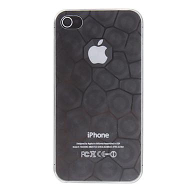 iphone 7 7 artı 6s 6 ultra-ince su küp şeffaf pc zor durumda artı se 5s 5c 5 4s 4