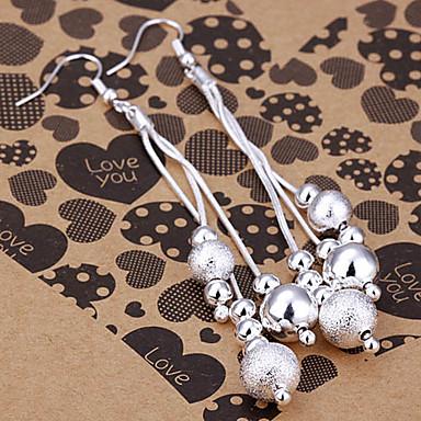 silver earring fashion jewelry Hoop Earrings6