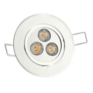 Plafonieră LED-uri de margele LED Putere Mare Alb Cald 85-265 V