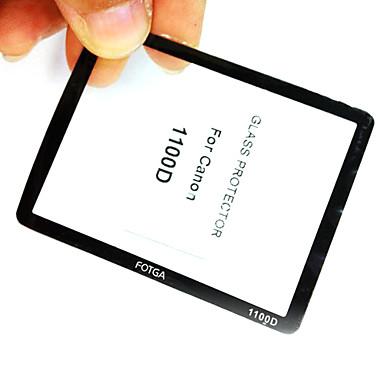 Canon EOS 1000D için Fotga Premium LCD Ekran Paneli Koruyucu Cam