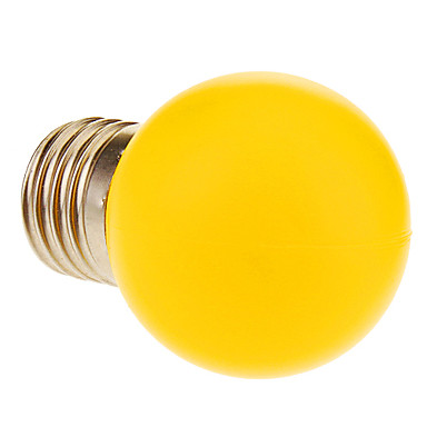 60 lm E26/E27 LED Küre Ampuller 12 led Sıcak Beyaz AC 220-240V