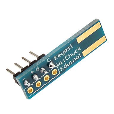 Uyumlu wii wiichuck nunchuck adaptörü (arduino için)