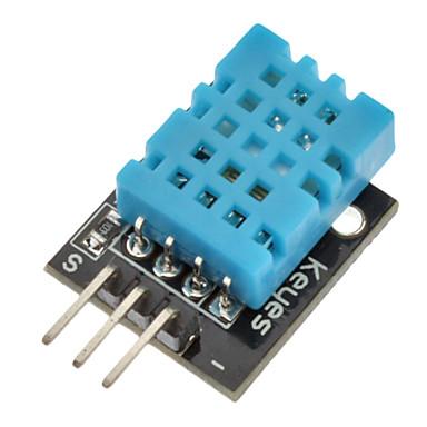 (Için arduino) uyumlu DHT11 dijital sıcaklık nem sensörü modülü