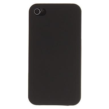 Pouzdro Uyumluluk iPhone 4/4S Arka Kapak Sert PC için iPhone 4s/4