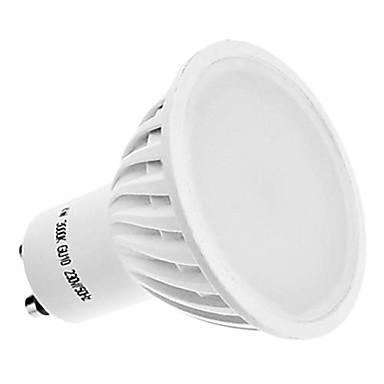GU10 LED Spot Işıkları 40 led SMD 3014 Sıcak Beyaz 320lm 2700K AC 220-240V