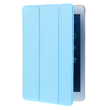 фолиант три раза кожаный чехол для Ipad Mini 3, Ipad Mini 2, Ipad мини
