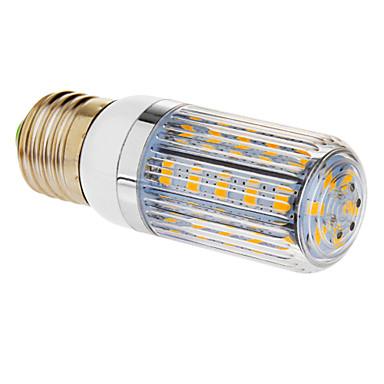 E26/E27 LED Corn Lights T 36 SMD 5730 350 lm Warm White AC 220-240 V