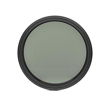 fotga® 67mm ince sürgü nd filtre ayarlanabilir değişken nötral yoğunluk nd2 nd400 için