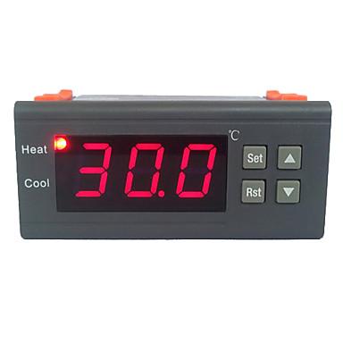 Sensör ile 30A 220V Dijital LCD Sıcaklık Kontrol Termokupl