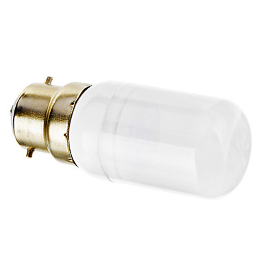 SENCART 90-120 lm B22 Lâmpadas de Foco de LED 12 leds SMD 5730 Branco Quente AC 220-240V