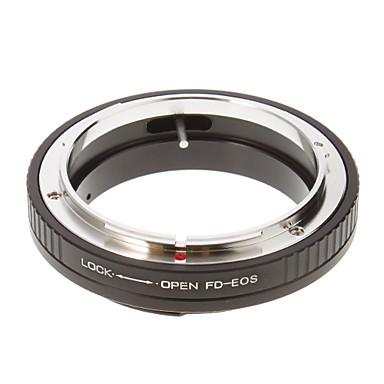 FD-EOS объектив камеры переходное кольцо (черный)