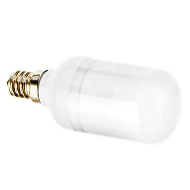 E12 LED-spotlampen 15 SMD 5730 120-140 lm Warm wit 2800-3200 K AC 220-240 V