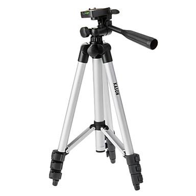 Alüminyum 355mm Bölümler Dijital Kamera Tripod