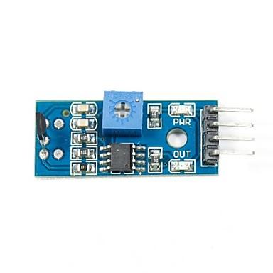 DIY Hall Smart Car Hall Sensör Modülü Anahtarı