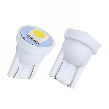 SO.K T10 Car Light Bulbs W SMD 5050 90lm lm Turn Signal Light Foruniversal