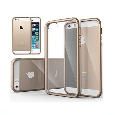 Ultra Transparent Back Cover Case for iPhone 5/5S  iPhone Cases