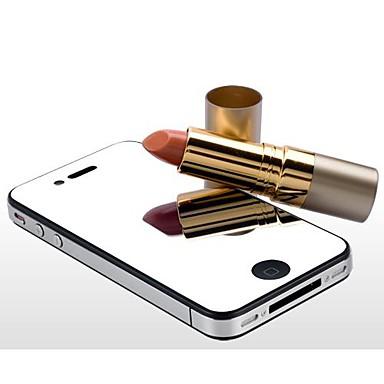 Film de protection d'ecran effet miroir pour iPhone 4/4S