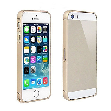 Golden Bumper Frame for iPhone 5/5S