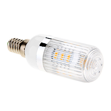 9W E14 LED Mısır Işıklar T 27 SMD 5630 680-760 lm Sıcak Beyaz AC 85-265 V