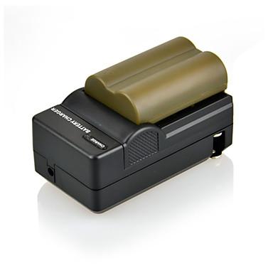 DSTE 7.4v 2300mah bp-511 / une batterie Li-ion et nous brancher pour canon eos 10d 20d et plus