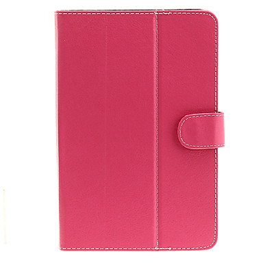 9inch Universal PU Leather Bag Case with Stand for Tablet PC