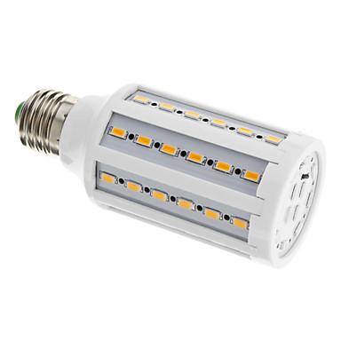 960 lm E26/E27 LED Mısır Işıklar T 60 led SMD 5630 Sıcak Beyaz AC 220-240V