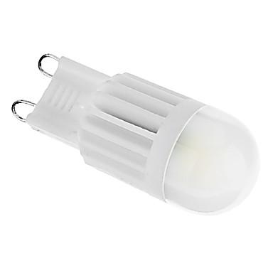 130-230 lm G9 LED Spot Işıkları 6 led SMD 5730 Serin Beyaz AC 220-240V