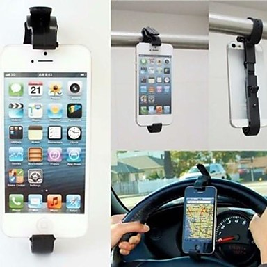 Wheel Steering Holder for iPhone (Assorted Colors)