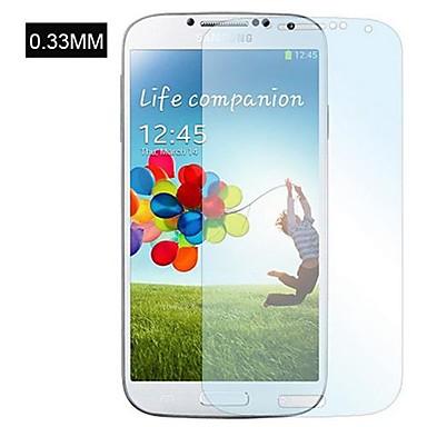 Ekran Koruyucu Samsung Galaxy için S4 Temperli Cam Ön Ekran Koruyucu