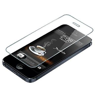 Protecteur d'écran Apple pour iPhone 6s Plus iPhone 6 Plus iPhone SE/5s Verre Trempé 1 pièce Ecran de Protection Avant Antidéflagrant
