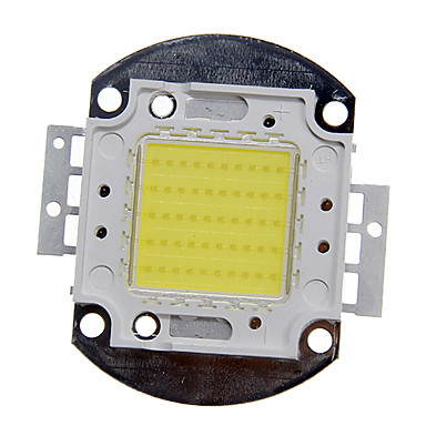 ZDM® 1pc Integrated LED 4000-5000lm 30V Bulb Accessory LED Chip Aluminum for DIY LED Flood Light Spotlight 50W