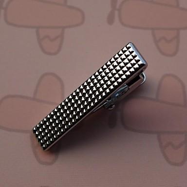 Kravat İğnesi Eşsiz Tasarım Moda Bakır Erkek Tie Bar-1pc