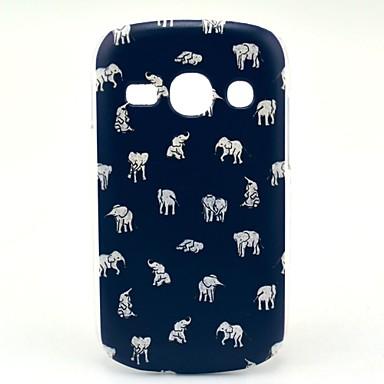 Samsung Galaxy Fame S6810/S6818 Hint Fil Desen Hard Case