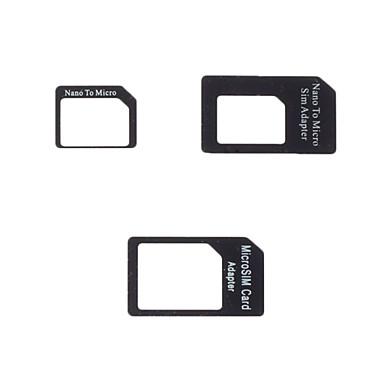Adattatore Micro e Nano sim per iPhone 4, iPhone 4S e iPhone 5