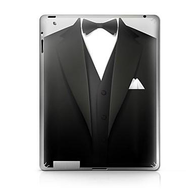 1 parça Arka Koruyucu için Karton iPad 2 iPad 3 iPad 4