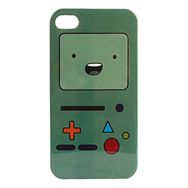 Cartoon Pattern Hard Case for iPhone 4 and 4S