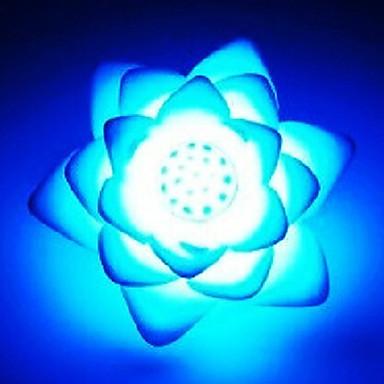 Flower Rotocast farveskiftende Night Light