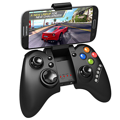 [NewYearSale]IPEGA PG-9021 Classic Bluetooth V3.0 Gamepad for iPhone/iPod/iPad/Samsung/HTC/MOTO+More - Black