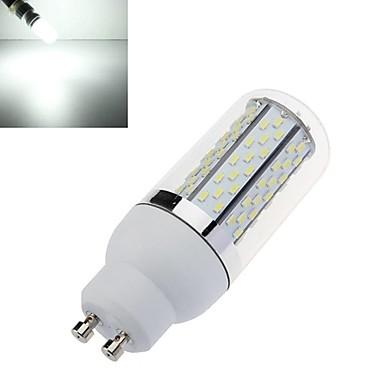 GU10 LED Mısır Işıklar 120 led SMD 3014 Doğal Beyaz 720lm 6000-6500K AC 85-265V