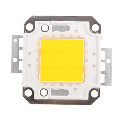 COB 1700-1800 lm 30 V LED Çip Aluminyum 20 W