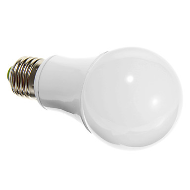 6W 600lm lm E26/E27 LED Küre Ampuller led SMD 5730 Sıcak Beyaz 100-240V