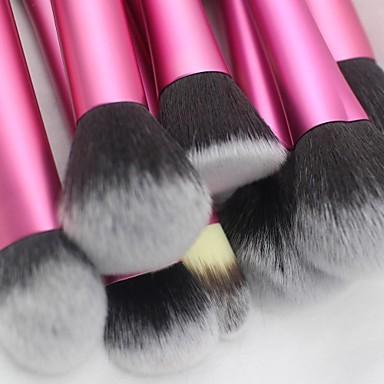 20pcs Makyaj fırçaları Profesyonel Fırça Setleri Naylon Fırça / Suni Fibre Fırça Yüksek Kalite / Süper Yumuşak Alüminyum / Ahşap