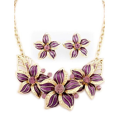 Jewelry-Necklaces / Earrings(Alloy)Wedding / Party / Daily / Casual Wedding Gifts