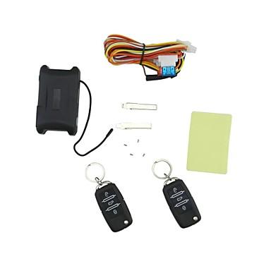 Keyless Entry System Car Remote Lock Central cu telecomenzi / portbagajul deschis Funcția - Black