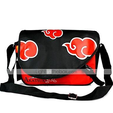 Çanta Esinlenen Naruto Naruto Uzumaki Anime Cosplay Aksesuarları Çanta sırt çantası PVC Erkek Kadın's